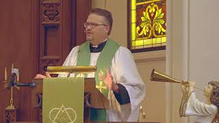 Bugenhagen Conference 2019 Matins One Sermon