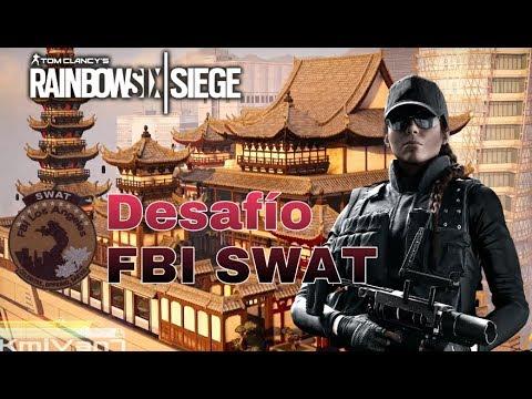 Desafío FBI SWAT -   Tom Clancy's Rainbow Six® Siege