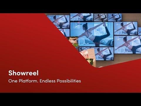 One Platform. Endless Possibilities (Showreel)