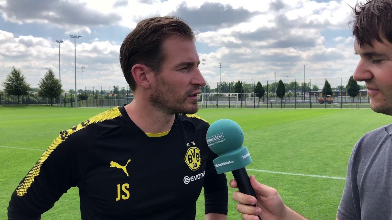 BVB-II-Trainer Jan Siewert über den Trainingsauftakt