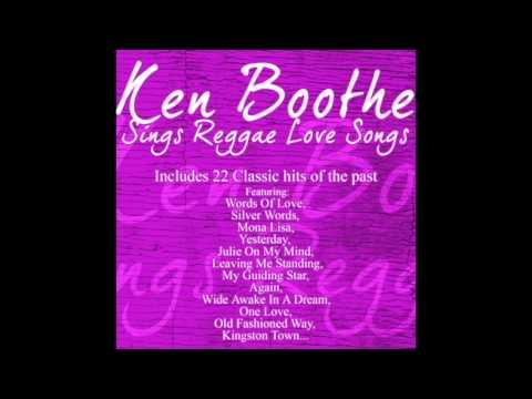 Ken Boothe Sings Reggae Love Songs (Full Album)