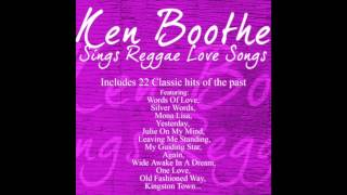 Ken Boothe Sings Reggae Love Songs (Full Album)