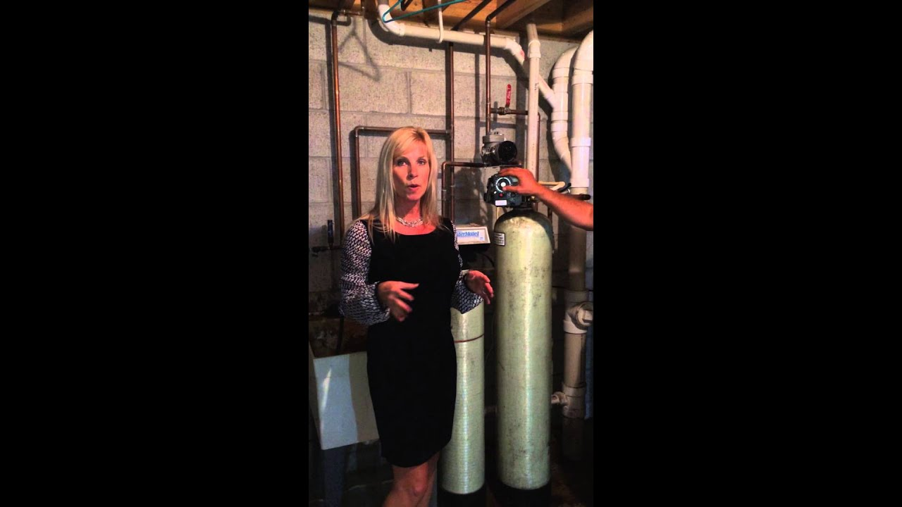 Iron Curtain Maintenance Iron Filter Maintenance For