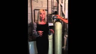 iron curtain maintenance iron filter