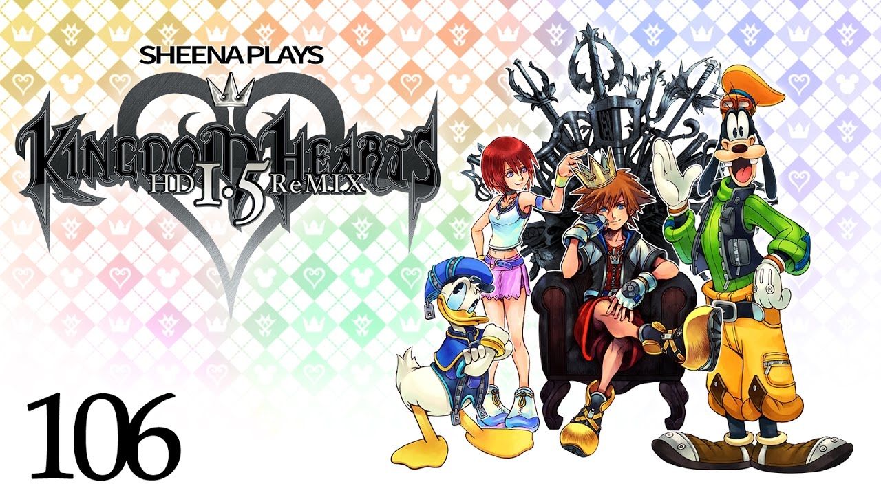 Kingdom Hearts Final Mix Part 106 Swashbuckler Youtube