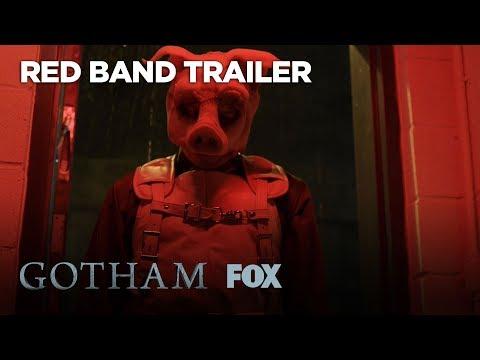 Professor Pyg Red Band Trailer   Season 4   GOTHAM