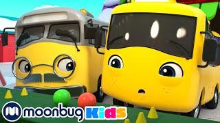 The Christmas Fair Talent Show +More Super Buster Kids Cartoons  MOONBUG KIDS - Superheroes
