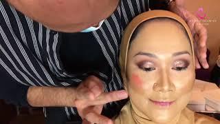Make Up Pengantin Hijab by Barry Irawan
