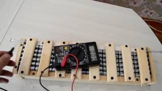 Заводим автомобиль пальчиковыми батарейками вместо аккумулятора