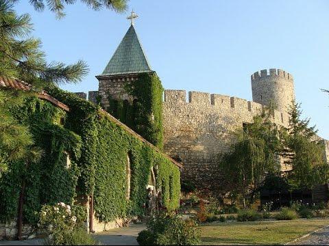 Belgrade Fortress, Kalemegdan ✧ Калемегдан, Београдска тврђава HD