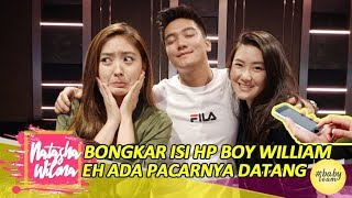 Download lagu BONGKAR ISI HP BOY WILLIAM | EH ADA PACARNYA DATANG