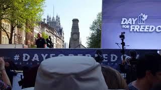 Part 1, Day For Freedom,  Whitehall