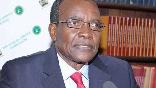 CJ Maraga castigates EACC, DPP for shoddy investigations