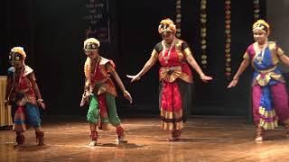 shambhu sutaya song 41 27th Annual Day 2018 ICACT