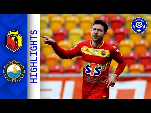 Jagiellonia Stal Mielec Goals And Highlights