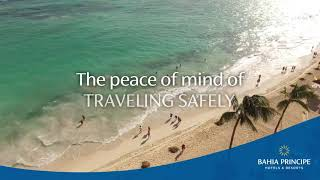 The peace of mind of traveling safely