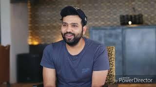 Dhoni kohli sehwag Harbhajan Jadeja Dhawan Rohit funny interview  Ft. LOVE YOU DHONI 3000😍