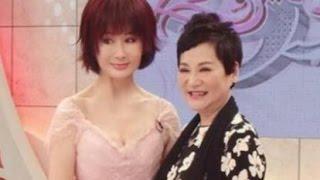 71歲潘迎紫與小3歲女星同框,看起來卻像差了一個輩分!