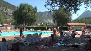 Camping Le Pre Lombard - Tarascon