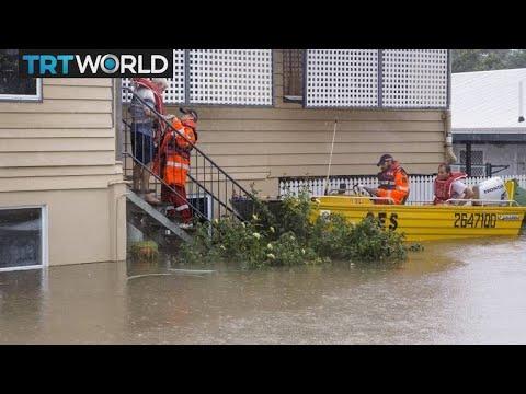 Australia Floods: More rain and tornado-strength winds expected