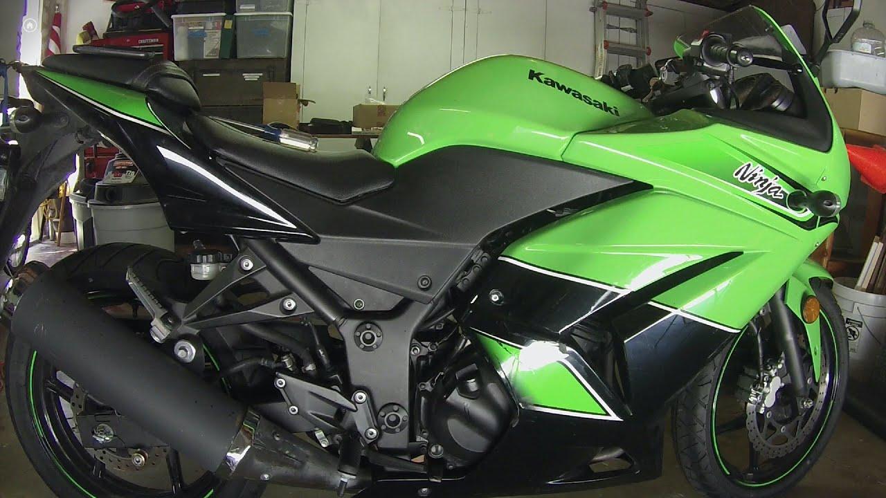 Kawasaki Ninja R Bulb Size