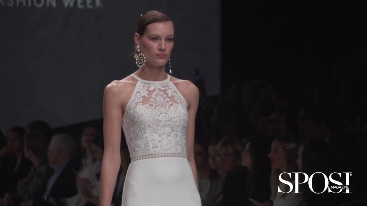 Matrimonio Gipsy Stilista : Abiti da sposa aire barcelona 2020 animo gipsy e dettagli a tutto