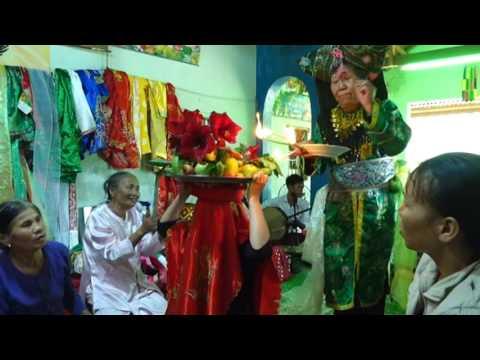 Lễ Mẫu Đền Vạn Linh Từ - Thuận Hạnh - Đăk Song - Đăk Nông Phần 6