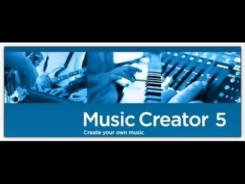 RAP BEAT MADE WITH CAKEWALK'S MUSIC CREATOR 5