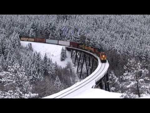 Western Winter Wonderland Trailer