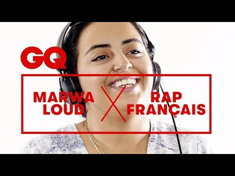 Youtube: Marwa Loud juge le rap français: Jul, Niska, Vegedream… | Versus | GQ