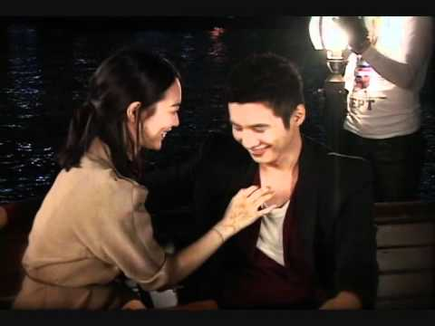 Shin Min Ah & Won Bin TOP Making  CF 5   102010