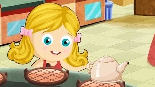 Nursery Rhymes for Chi... : Polly Put The Kettle On - Nursery Rhyme