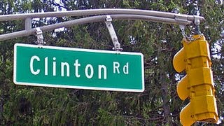 The OTHER most haunted road in NJ, Clinton Road!