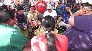 Scout Society (Contest Song #2) @ Northern Ute 4th of July (Fort Duchesne) Powwow 2019 Resimi