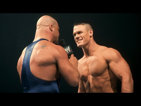 "John Cena's ""Ruthless Aggression"": WWE Playlist"