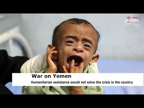 UN aid agency calls for nearly $3 billion in humanitarian aid for Yemen