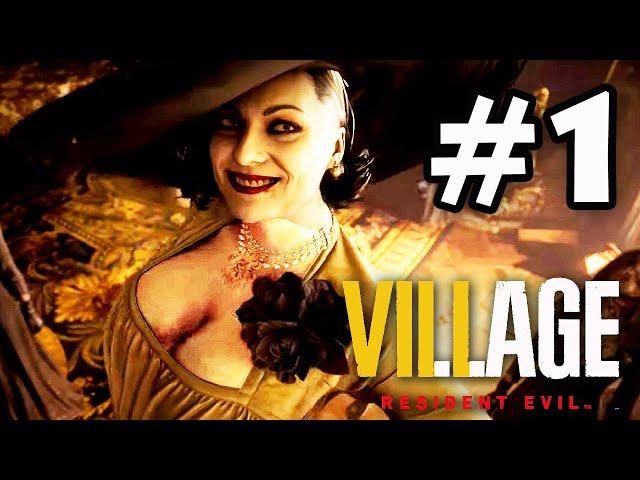RESIDENT EVIL 8 Village #1: SIÊU PHẨM ĐÂY RỒI, CHỊ ƠI EM ĐẾN ĐÂY !!!