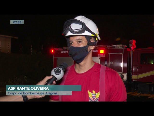 Fatalidade: Queda de palmeira provoca a morte de um motociclista no bairro santa Amélia