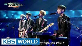 Video DAY6 - I Smile |  데이식스 - 반드시 웃는다 [Music Bank / 2017.06.23] download MP3, 3GP, MP4, WEBM, AVI, FLV Desember 2017