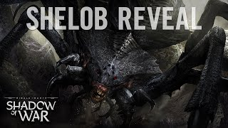 Official Shadow of War Shelob Reveal Trailer