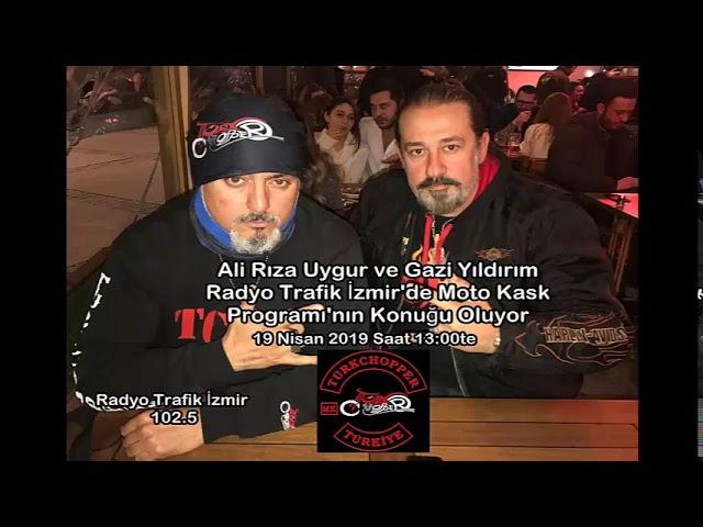 Ali Rıza Uygur Gazi Yıldırım Moto Kask