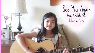 See You Again ~ Wiz Khalifa ft. Charlie Puth ~ Fingerstyle Guitar Cover ~ Lanvy