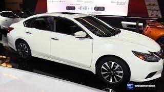 2018 Nissan Altima - Exterior and Interior Walkaround - 2018 Montreal Auto Show