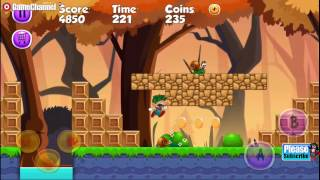 Victo's Adventures, Adventure Platform Games, Videos Games for Kids - Girls - Baby Android