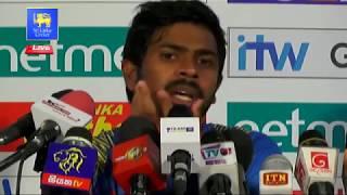 3rd ODI: Post Match Media Conference - England tour of Sri Lanka 2018