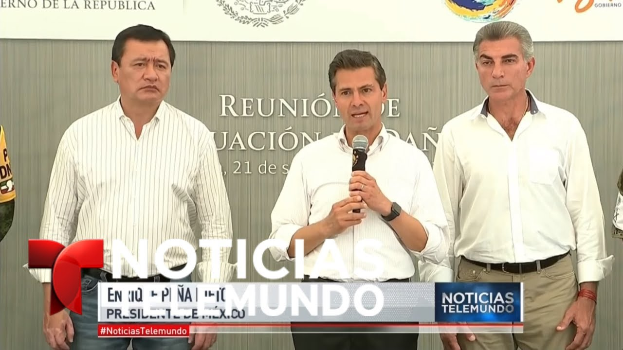 México: crece el descontento contra la clase política   Noticiero   Noticias Telemundo