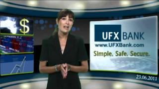 Forex - UFXBank - Nouvelles du Marché -23-Jun-2011