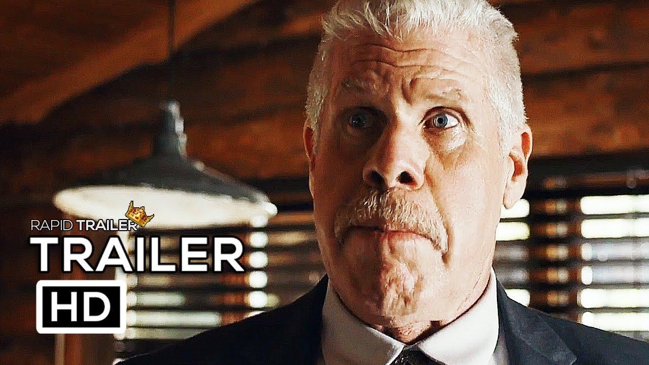THE ESCAPE OF PRISONER 614 Official Trailer (2018) Ron Perlman, Martin Starr Movie HD