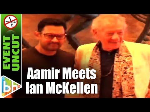 Aamir Khan In Conversation With Sir Ian McKellen | Event Uncut
