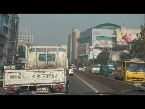 Drive from Dhaka To Sylhet HD